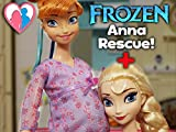 Frozen Anna Rescue!