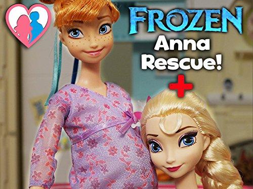 Frozen Anna Rescue! -
