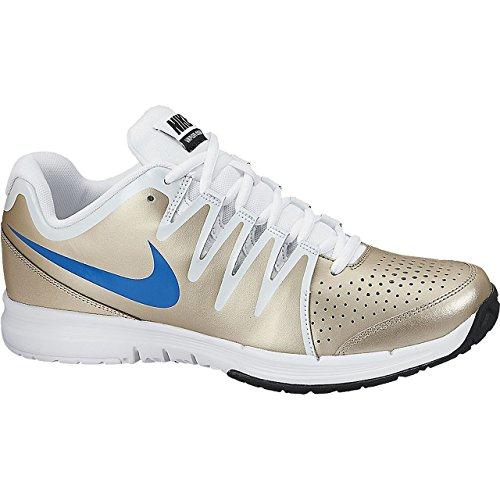 Nike Alpha Dreiging Elite Mannen 871519-103 Wit / Zwart-dynamische Geel-zuiver Platina