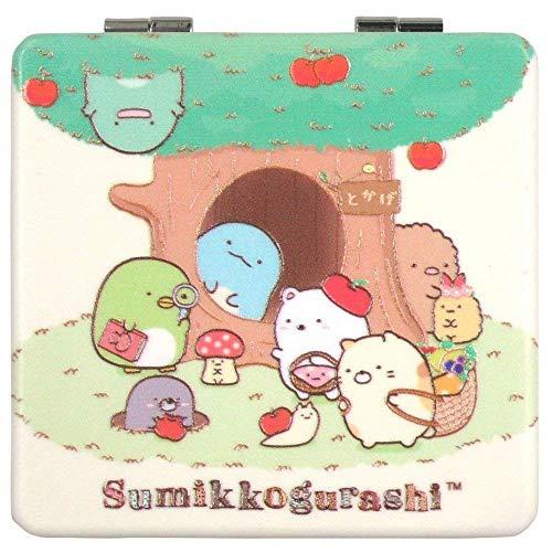 -x Sumikko Gurashi Compact Mirror RM-5471 Square ()