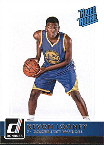 2015-16 Donruss #244 Kevon Looney RC - NM-MT