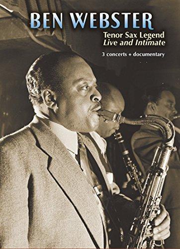 Tv Tenor Saxophone - Ben Webster: Tenor Sax Legend