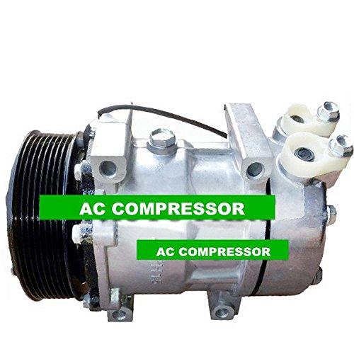 GOWE AC Compressor for SD7H15 AC Compressor 8295 ( 24volt ) with 10PV SCANIA P,G,R,T SERIES G360-440 SERIES P360-480 SERIES R360-480 1531196 1888032