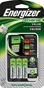 Amazon.com: Energizer Rechargeable AA and AAA Battery