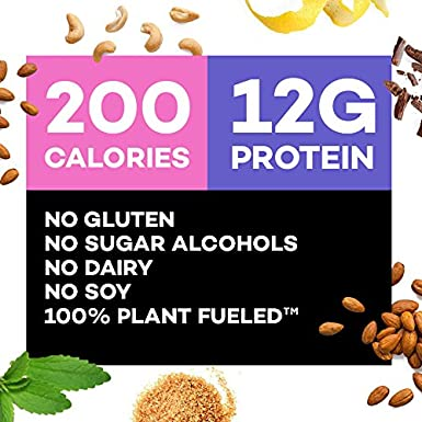 TRUWOMEN Planta alimentada barras de proteínas | no GMO ...