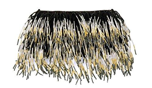 Evening Bag Inge Christopher (Inge Christopher Phoebe PHB336BKMT Cross Body,Black Multi,One Size)