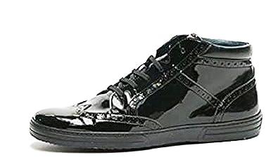 online retailer 0123c 92d45 Fiarucci Sneaker Ray - Schwarz, Glanz, Anzug, Abendschuh ...