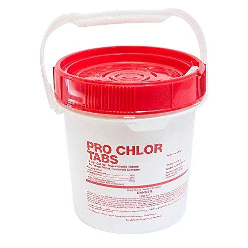 Septic Chlorine Tablets - 5LB. PRO CHLOR TABS