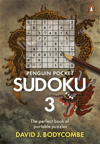 Download Pocket Penguin Sudoku 3: The Perfect Book of Protable Puzzles pdf