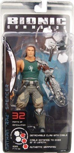 """NECA Bionic Commando 7"""" Action Figure by NECA"""