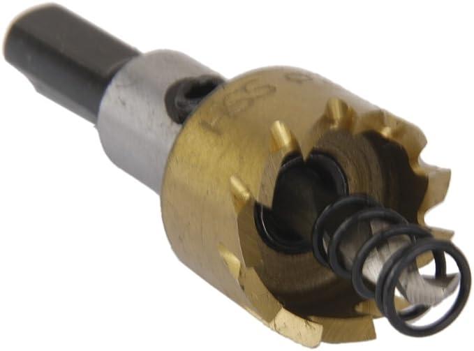 40mm Pointe en Carbure Scie Cloche M/èche Foret Pour Acier Inoxydable M/étal Dia
