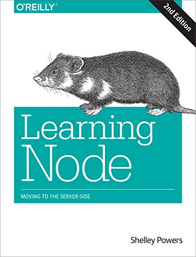 Learning Node: Moving to the Server-Side