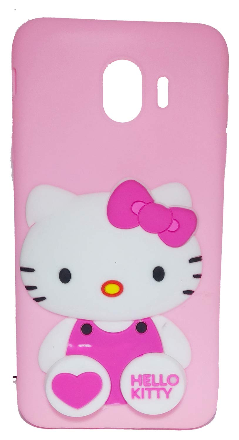 Generic 3d Cartoon Characters Hello Kitty Silicon Amazon In Electronics