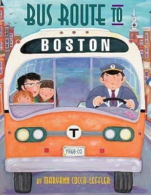 Bus Route to Boston