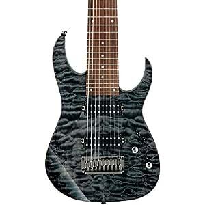 ibanez rg series rg9 9 string electric guitar black musical instruments. Black Bedroom Furniture Sets. Home Design Ideas