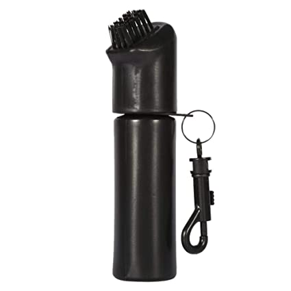 Zerone Black Portable Golf Extraíble Limpieza Cepillo de ...
