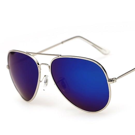LYM&&Gafas de protecciónn Gafas de Sol Gafas de Sol Espejos ...