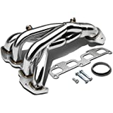 Nissan Altima Performance 4-1 Design Stainless Steel Exhaust Header Kit (Polished Chrome)