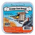 Pine Tree Farms Orange Suet Cake 12 oz