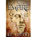 ROMAN EMPIRE The Final Days of Marcus Aurelius: The Eternal City Series