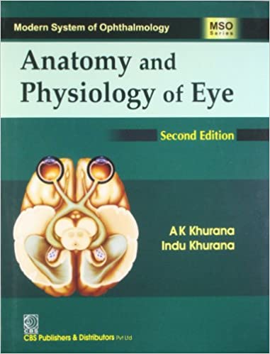 Khurana Ophthalmology Book