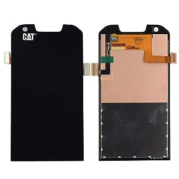 BEST2MOVIL Pantalla LCD + TACTIL DIGITALIZADOR Compatible con Cat ...