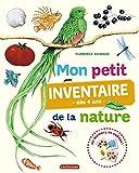 """Afficher """"Mon petit inventaire de la nature"""""""
