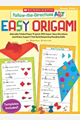 Follow-the-Directions: Easy Origami: Adorable Folded Paper Projects With Super-Easy Directions and Rebus Support That Build Beginning Reading Skills Paperback