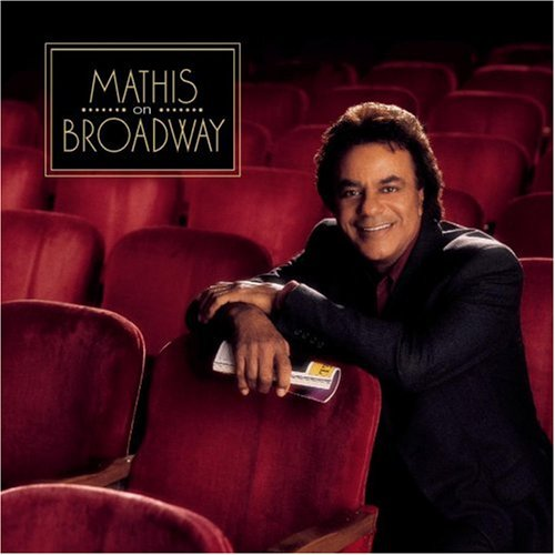 Johnny Mathis - Mathis On Broadway - Zortam Music