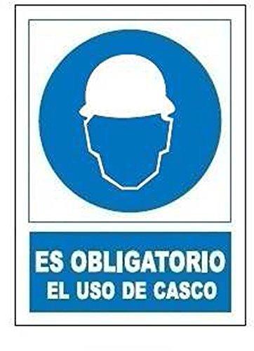 Jg SeãAlizacion So-800 - SeãAl Obligatoria Uso Casco So800 ...