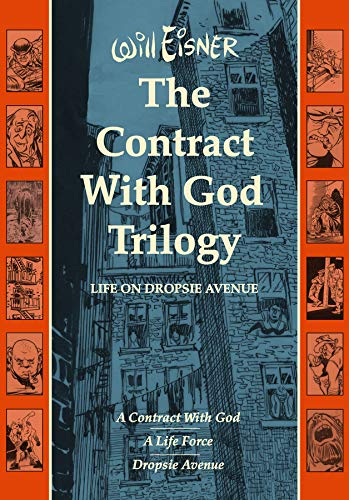(The Contract with God Trilogy: Life on Dropsie Avenue (A Contract With God, A Life Force, Dropsie Avenue))