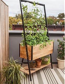 Delicieux Gardeneru0027s Supply Company Apex Trellis Planter