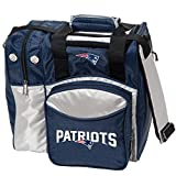 KR Strikeforce England Patriots Single Bowling Bag, Multicolor