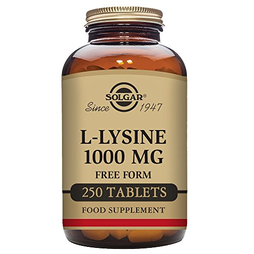 Top L Lysine Amino Acids