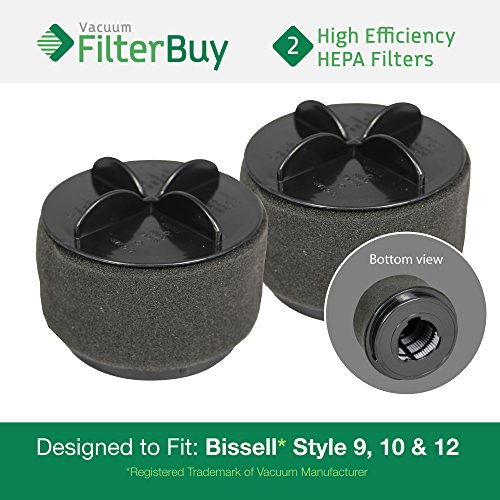 style 10 bissell filter - 6