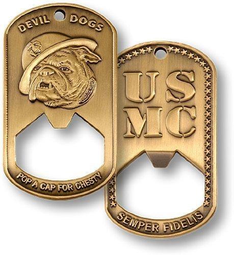 U S Marine Corps Bottle Opener