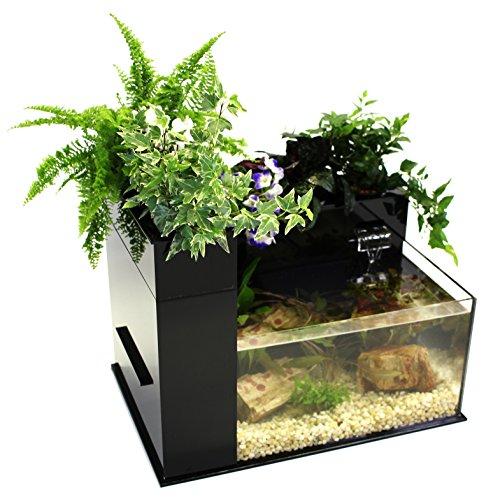 51uBvJ5kw8L - Fin to Flower Aquaponic Aquarium Large System C