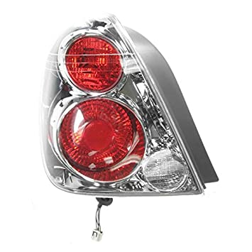 Attractive Taillight Taillamp Rear Brake Light Driver Side Left LH For 05 06 Nissan  Altima