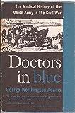 Doctors in Blue, Angela Adams, 0890290865