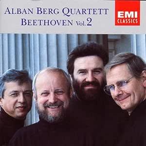 Beethoven: String Quartets, Vol. 2