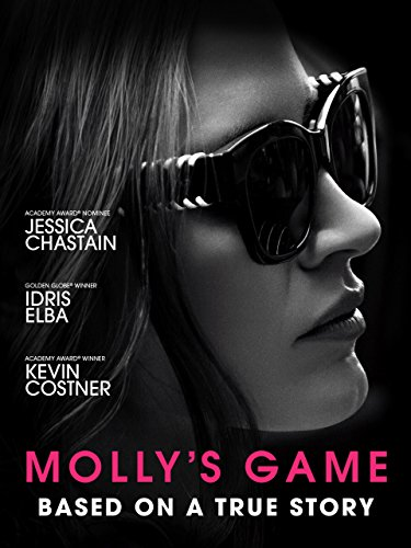 Molly's Game (Money In The Middle Of Poker Table)