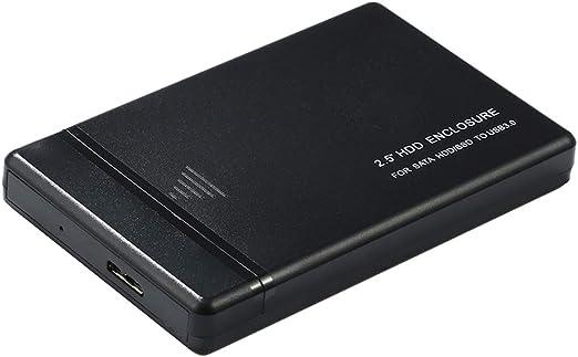 外付け HDD 2.5インチ USB 3.0 ハードディスクドライブ ポータブル - 500G