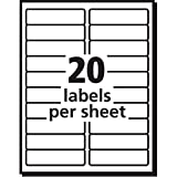 Avery Address Labels with Sure Feed for Laser