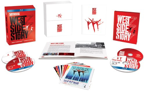 West Side Story: 50th Anniversary Edition Box Set [Blu-ray]