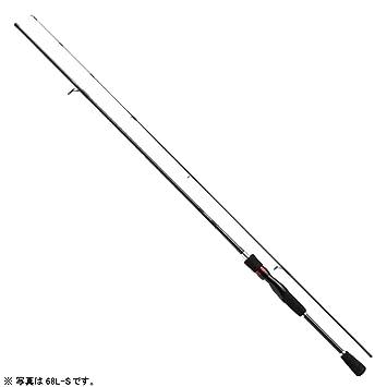 ダイワ(Daiwa)アジングロッドスピニングアジングX68L-S釣り竿の画像