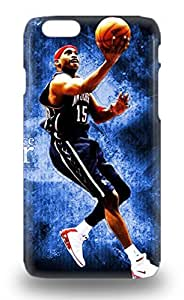 Snap On 3D PC Case Designed For Iphone 6 NBA Memphis Grizzlies Vince Carter #15 ( Custom Picture iPhone 6, iPhone 6 PLUS, iPhone 5, iPhone 5S, iPhone 5C, iPhone 4, iPhone 4S,Galaxy S6,Galaxy S5,Galaxy S4,Galaxy S3,Note 3,iPad Mini-Mini 2,iPad Air )
