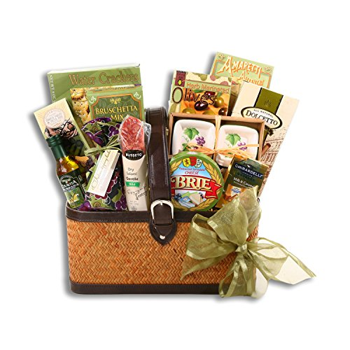 Taste of the Wine Country Gift Basket (Christmas Gift Wine)