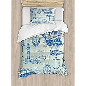 51uBwwCM9XL._SS300_ Nautical Bedding Sets & Nautical Bedspreads