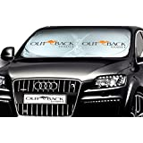 Car Sun Shade. Australian quality for extreme conditions. Shades your car windshield. Best protector of your asset. Keeps car cooler by up to 50%. Flexible size for SUV, truck, car big or small. Now available in EU. Lifetime warranty.