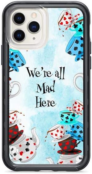 Kaidan iPhone 8 7 Plus Tea Party 11 Pro Max XR X XS Alice in Wonderland 12 Mini 6 6s Case Samsung Galaxy S10e Note 20 Ultra 10 9 Teapot S10 S20 S9 ...